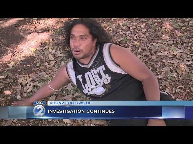Toinen todistaja Robert Robert Allenbyn kidnappaustarina