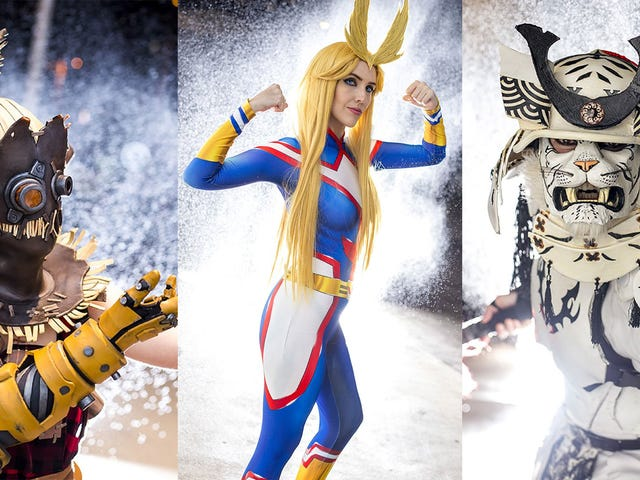 The Best Cosplay From Gold Coast Supanova