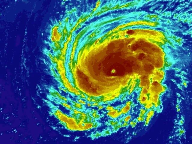 Kenapa Badai Florence Berpanjangan Secara Sedikit dan Apa Yang Berarti