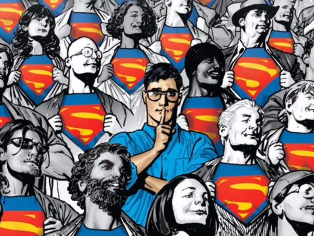The Best Superman Stories of the Modern Era