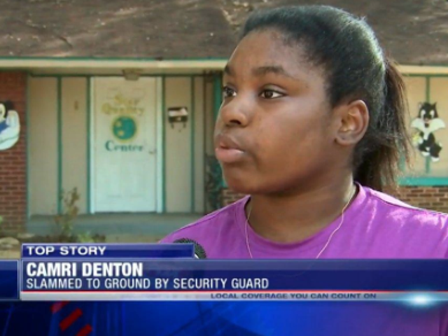 Report: Pregnant Memphis, Tenn., Woman Pepper-Sprayed by Security Guard