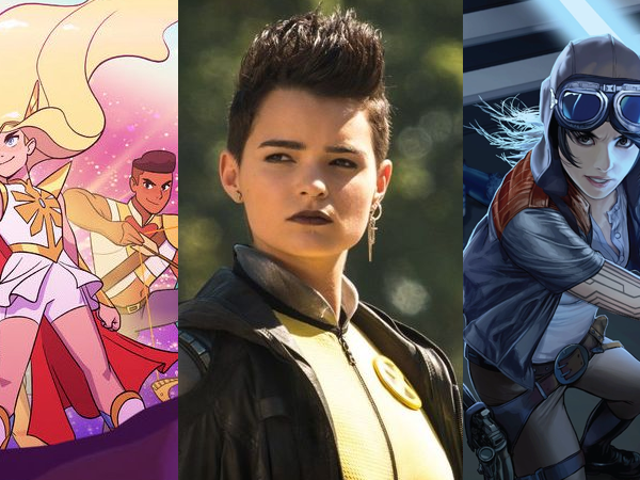 Deadpool 2, She-Ra, Black Lightning and More Highlight GLAAD's 30th Annual Media Awards