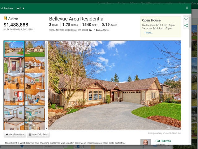 You Can Now Buy the House Where Jeff Bezos Started Amazon, If You Really Have to Or Something