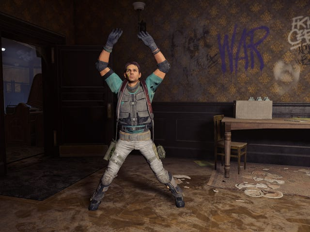 The Division 2 Rewards Players If They Dance Together Or Do Other Nice Things