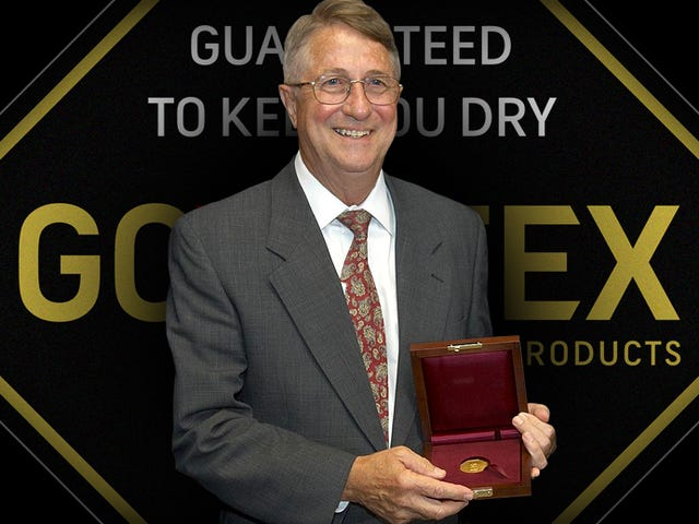 Robert Gore, Who Kept Us Dry and Cool in the Rain with His Gore-Tex Invention, Has Died