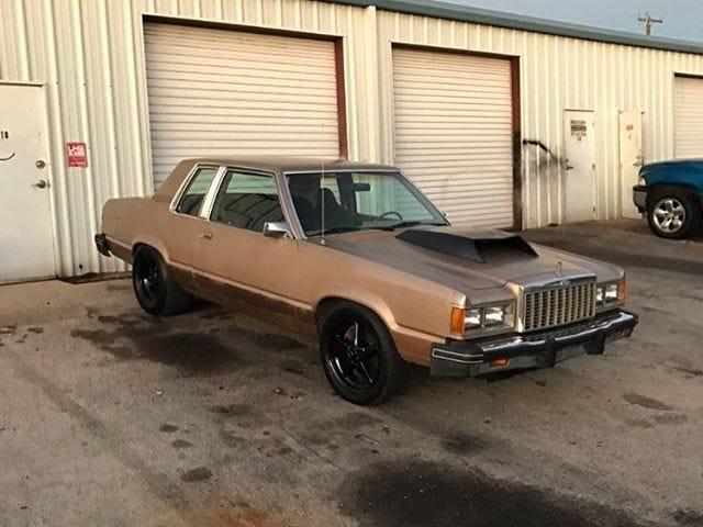 "My new 1982 Ford Granada ""street car"" $5730"