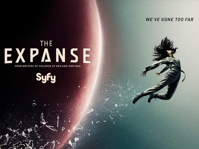 "So you like ""The Expanse"""