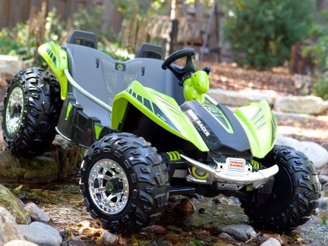 Modificerede Power Wheels?