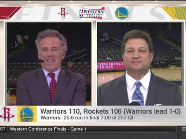 Zen Koans, As Brought To You By ESPN's Neil Everett