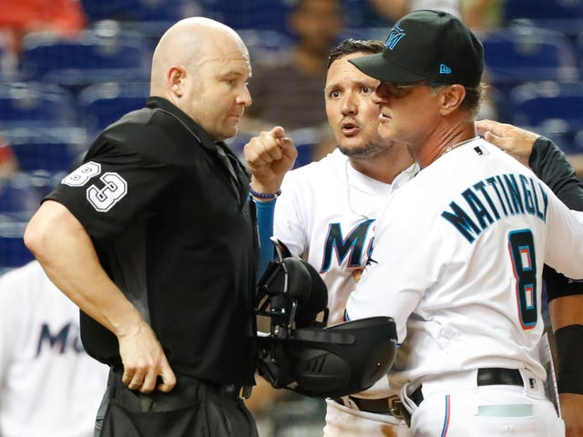 Don Mattingly Is Ready For Robot Umpires