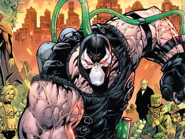 Villains take control of Gotham City in this Batman #75 exclusive
