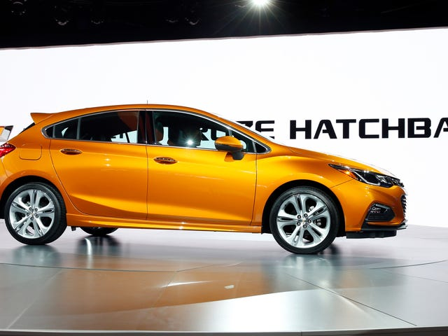 I Have Determined That Hatchbacks Are The Ideal Vehicle