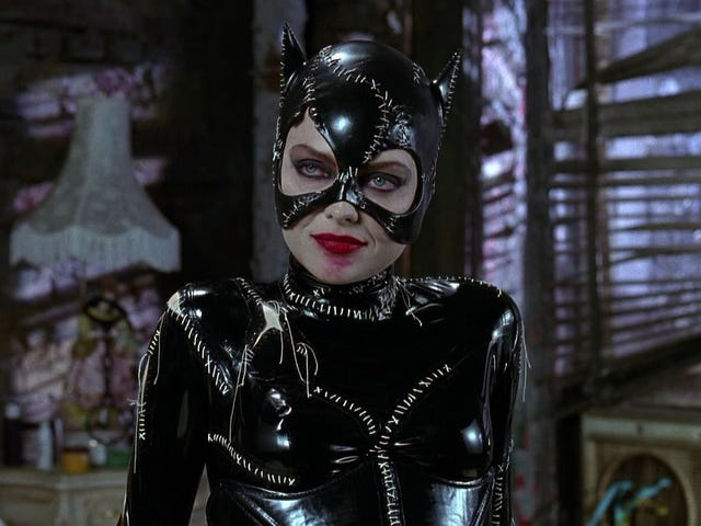 Warner Bros. Considered a Catwoman Solo Movie Starring Michelle Pfeiffer