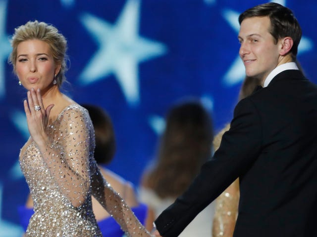 Even Trump Isn't Sure If He Wants Ivanka and Jared Around Anymore