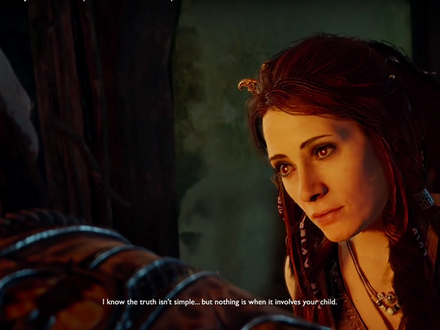 It Sucks To Be A Mom In God Of War
