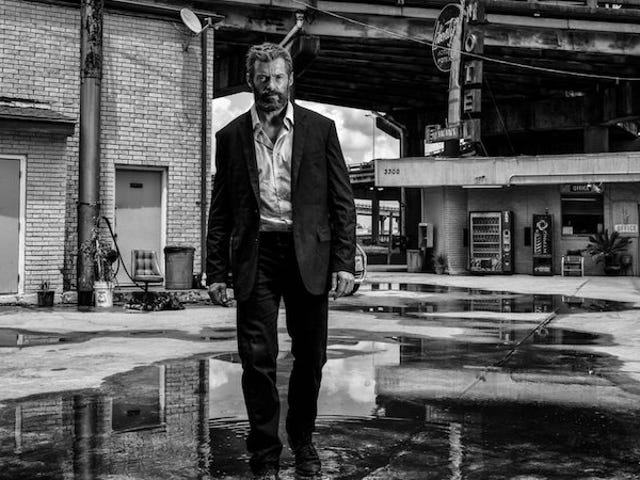 <i>Logan</i> Continues to Portray Wolverine's Life as One Long Johnny Cash Music Video