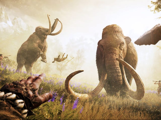 Far Cry Primal Could Be Exactly What The Series Needs Right Now