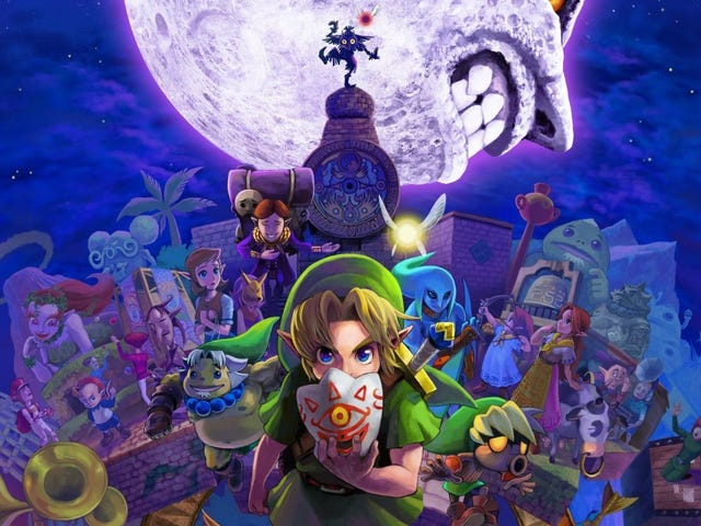 Majora's Mask: A Masterclass in the Use of Music