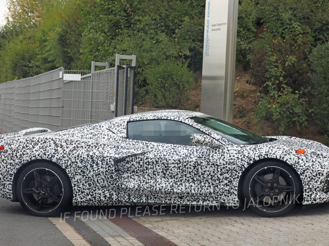 Mid-Engine Corvette Plagued With Delays, Could Launch By This Summer With a Very Corvette Price