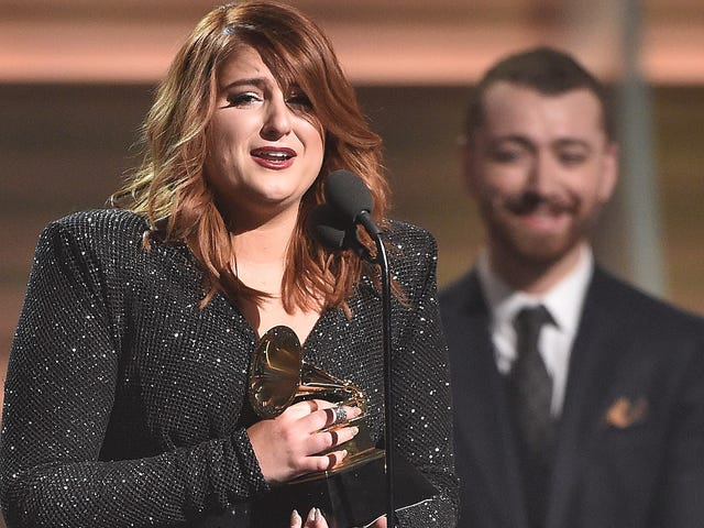 Meghan Trainor and Sam Smith Should Get Married