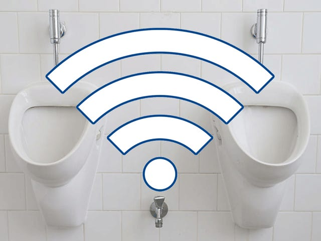 22,000 People Agree to Clean Toilets for WiFi Because They Didn't Read the Terms