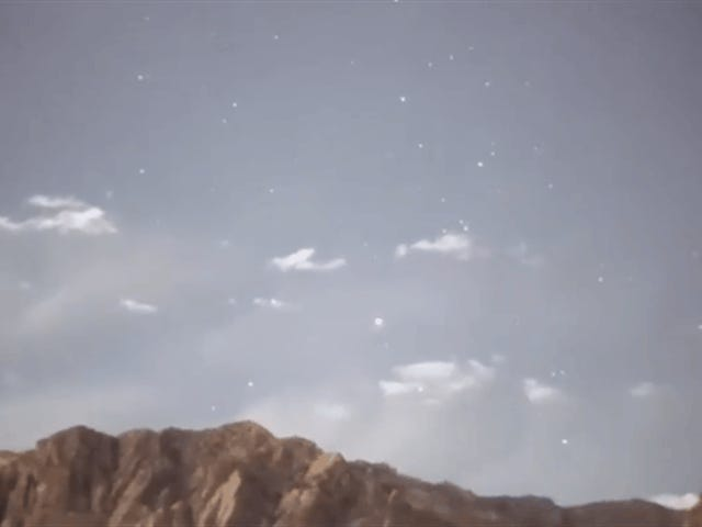 Esta alucinante cámara de visón nocturna transforma la noche en día