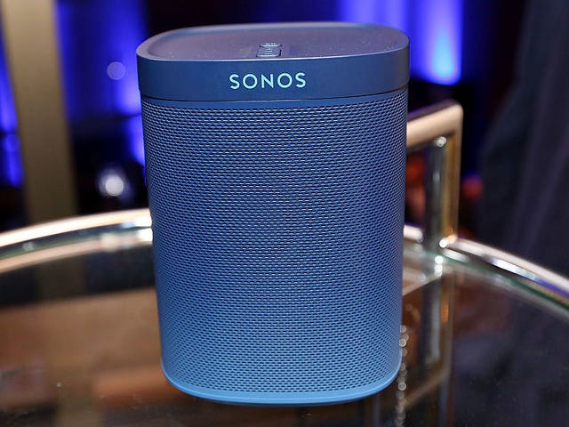 Amazon Is Offering Big Discounts on Two Sonos Speakers [Updated]