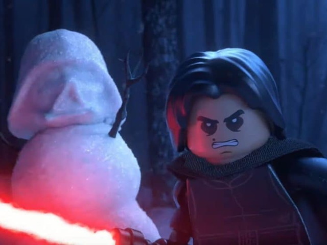 Some LEGO Star Wars Fans Want More Grunting