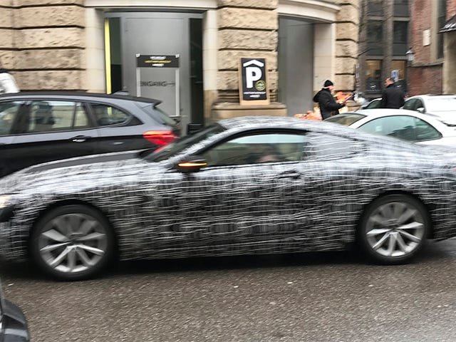 Looks Like The New BMW 8-Series Is Already Prowling Around Germany