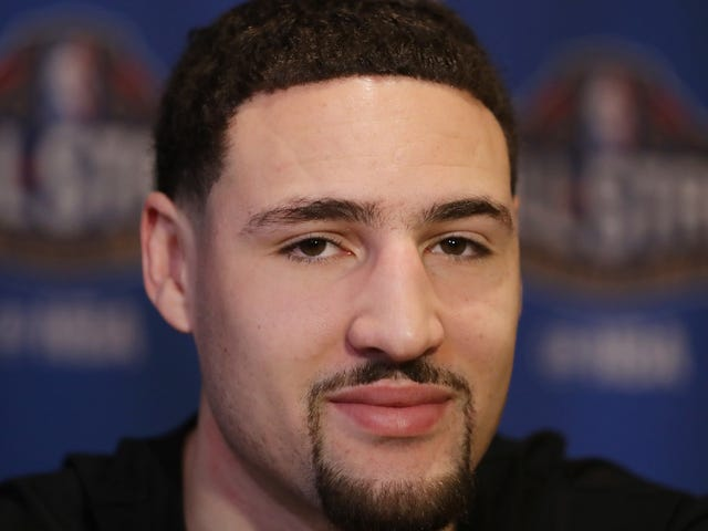 Klay Thompson Gets Owned In China, This Time By A Sharpshooting Little Girl