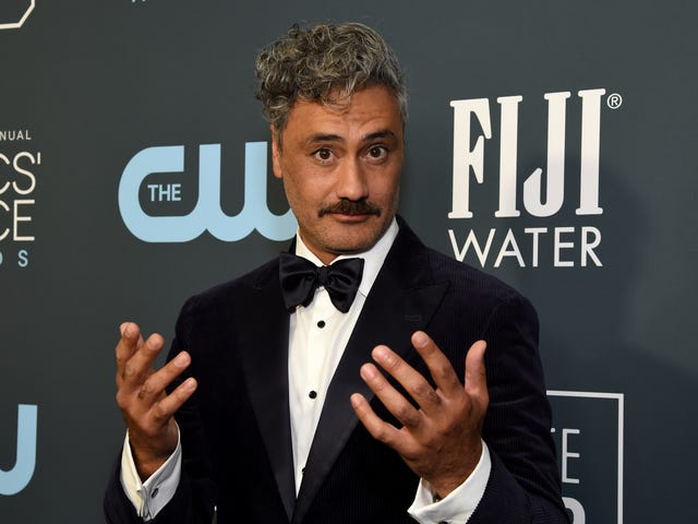 Report: Star Wars still thirsty for Taika Waititi