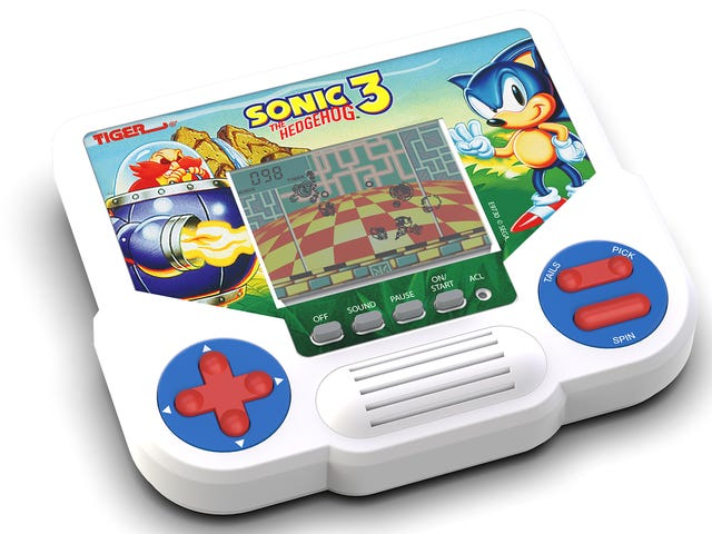 Those Cheap-Ass Tiger LCD Handheld Games Are Back