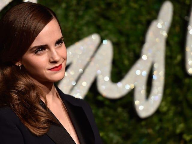 Magandang Balita, May Pangalan ang Book Club ni Emma Watson