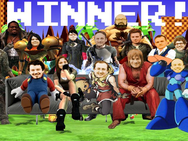 <i>Kotaku</i> &#39;Shop Contest:&#39; Shop <i>Kotaku:</i> Vinderne!