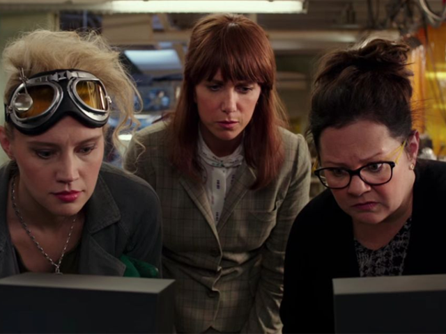 The New <i>Ghostbusters</i> Ad-Libbed a Scene to Address Its Haters
