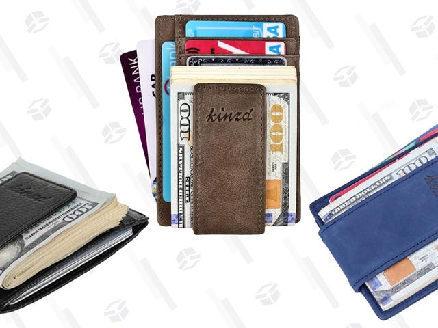 Make the Switch To a Minimal Wallet For Under $10
