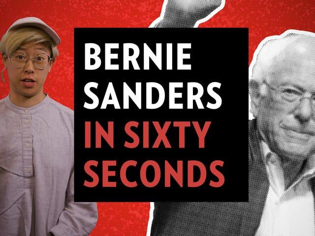 Spiegare Bernie Sanders, che probabilmente ti ha fatto arrabbiare ad un certo punto