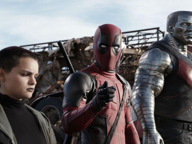 Setelah Kurang Dari Dua Minggu, <i>Deadpool</i> Sudah Menjadi Film <i>X-Men</i> Terbesar Yang Pernah Ada