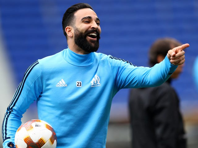 Marseille Release Adil Rami For Faking An Injury To Appear On A Reality Show