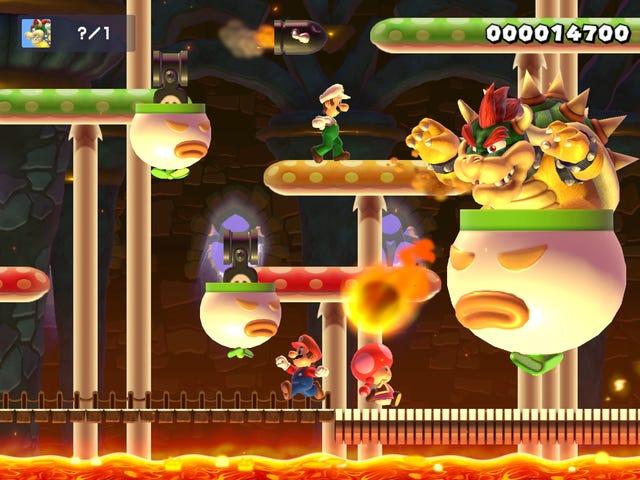 Mario Maker 2 jugador encuentra truco útil para la toma Niveles aleatorios