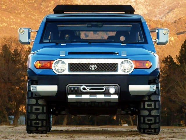 Is The Toyota FT-4X A Future Jeep Wrangler And Ford Bronco Rival?