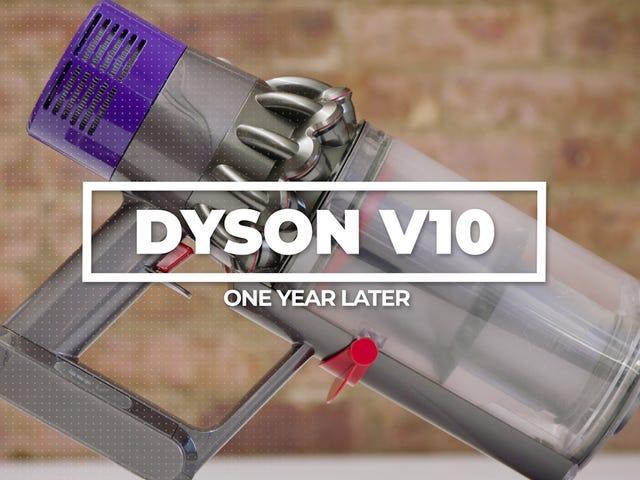 Неожиданные недостатки беспроводного чуда Дайсона