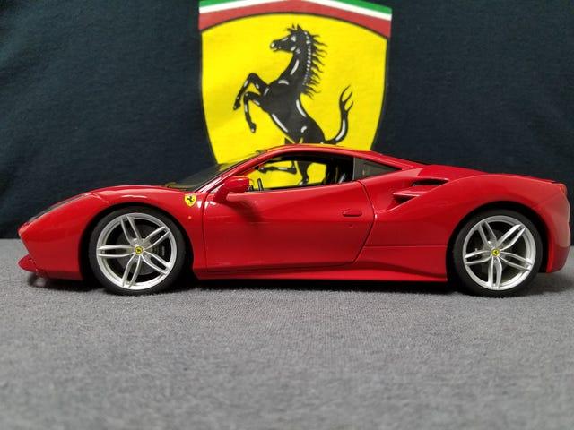 Ferrari Fuesday: Maisto 488 GTB 1:18