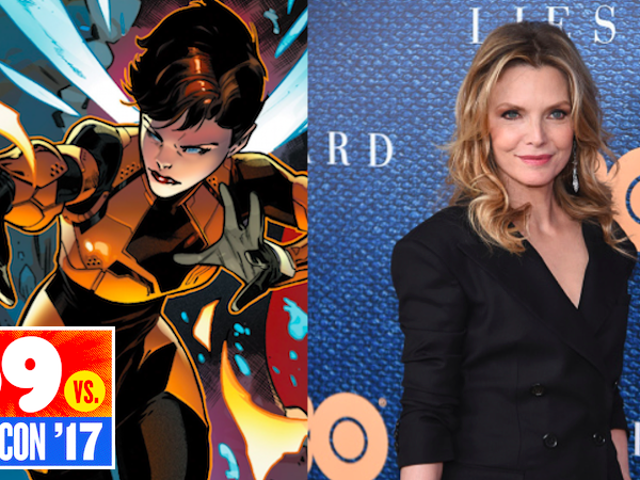 Michelle Pfeiffer Will Play Janet Van Dyne in Ant-Man and The Wasp