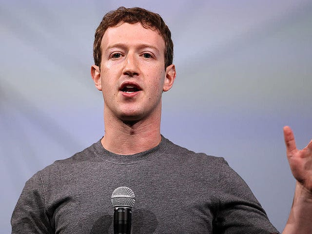 Mark Zuckerberg to Throw Shit at Wall, See What Sticks