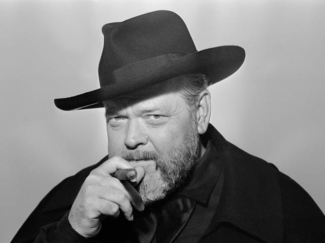 The incomplete and incomparable Orson Welles