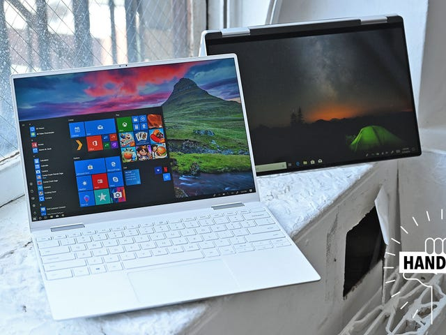 The New XPS 13 2-in-1 Comes Tantalizingly Close to Overshadowing the Original