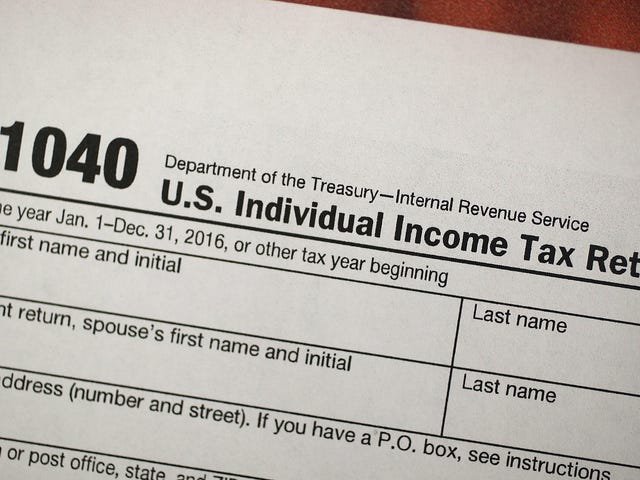 'Direct Pay' Option on IRS Website Goes Down on Tax Day
