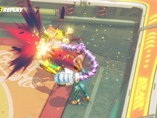 Il mio folle weekend con ARMS Testpunch