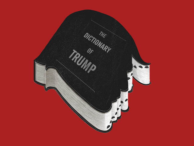 The Dictionary of Trump